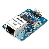 وحدة شبكة Ethernet LAN ENC28J60 لـ Arduino SPI AVR PIC LPC STM32