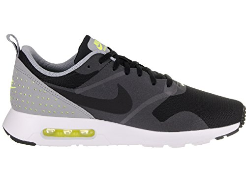 Nike Nike Air Max Tavas - black/black-wolf grey-white Dark Grey Heather
