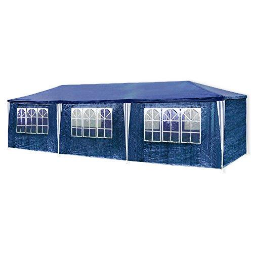 HG Carpa Pabellón 3 x 9 m tienda de campaña de cúpula...
