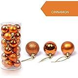 Palle e palline,Yummilan Natale Palla Decorazione Ornamento Appeso Festa Albero