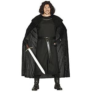 FIESTAS GUIRCA Disfraz de Guardia Medieval Hombre Adulto 1