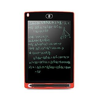 Hongfei 8,5 Zoll LCD-Schreibtablett Graffiti Malerei elektronische Zeichnung Grafiken Büro Handwerkzeug-großes Geschenk für Kinder