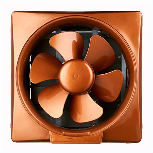 Wandlüfter QIQIDEDIAN Abluftventilator Lüftungsventilator 10 Zoll Fenster Küchenhaube Badezimmer Abzugshaube Haushalt -