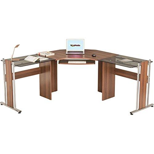 Large Corner Computer Desk Offic...