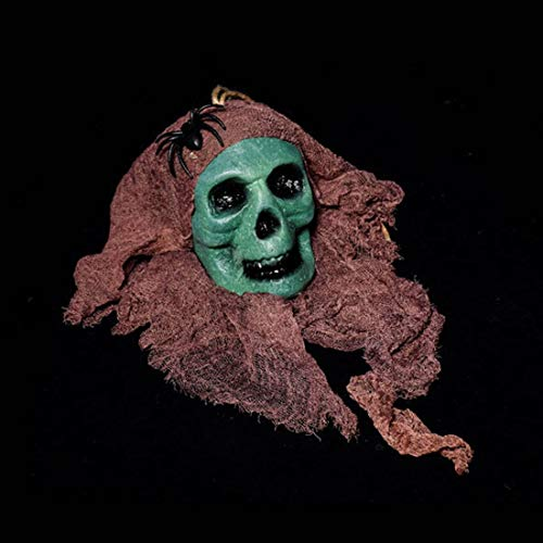 Party Diy Decorations - Masquerade Masks Halloween Scary Head Tease Party Ghost Festival Skull Super Horror Bar Zombie - Party Decorations Party Decorations Scary Clown Mask Decor Skull Doll ()