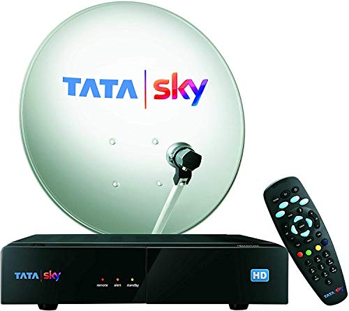 TATASKY Tata Sky HD Set Top Box