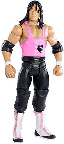 WWE Bret Hart Figur #28 - Standard Serie 49