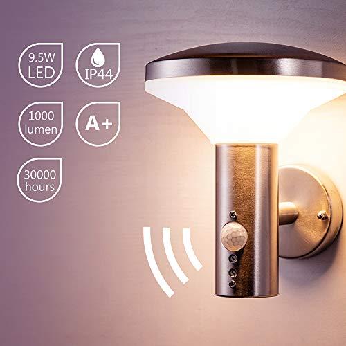 LED-Außenwandleuchte LED iHF