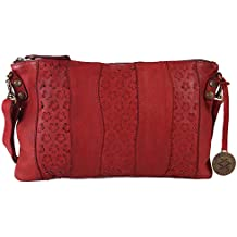 KOMPANERO Red Ladies Sling Bag