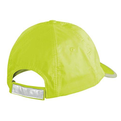 Imagen de  fluorescente + reflectantes  3m scotchlite  hi vis cap  talla unica amarillo fluorescente  alternativa