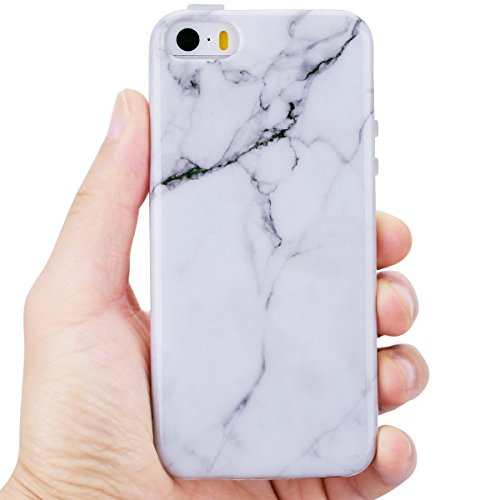 Custodia Iphone 5 5s Setodo Cover Iphone 5 5s Se Modello Marmo Tpu