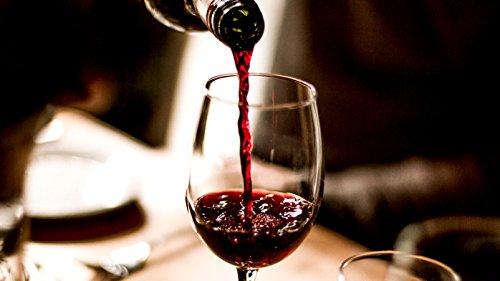 Copas de vino Tinto Pasabahce/ 370 ml / set de 12 / Gafas de alta calidad/ apto para lavavajillas - 4