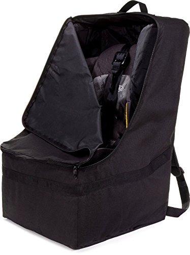 Zohzo Schutz- und Transporttasche für Kindersitz, gepolstert, größenverstellbar
