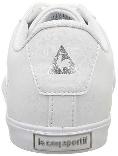Le Coq Sportif Agate Lo S Damen Sneakers Weiß (bianco Ottico / Vecchio Si)