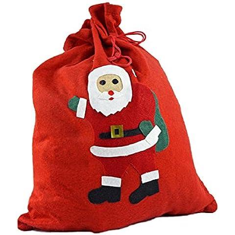 Malloom® Babbo pacco regalo Natale decorazione del