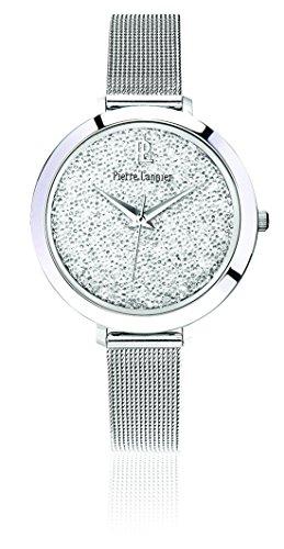 Pierre Lannier Women's Analogue Quartz Watch with Stainless Steel Bracelet – 095M608