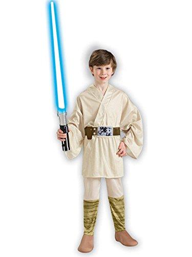 Luke Skywalker Kostüm für (Kinder Skywalker Luke Kostüme)