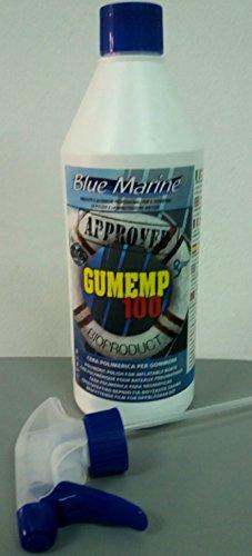 CERA LUCIDANTE GUMEMP GOMMONI E VETRORESINA - BLUE MARINE - NAUTICA - LT. 0,75