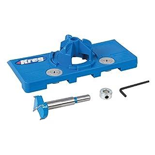 KREG 377224 Concealed Hinge Jig - Blue