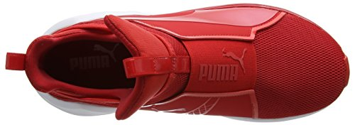 Puma - Fierce Core, Scarpe fitness Donna Rosso (High Risk Red-puma White 04)