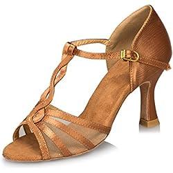 Zapatos de BAILE Marrón MINITOO