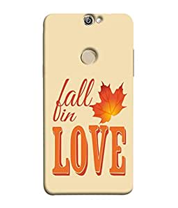 FUSON Designer Back Case Cover for Coolpad Max (Deep Love Pure And Real True Partner For Life Special )