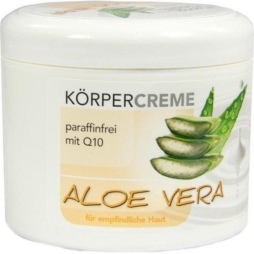 Aloe Vera Körpercreme Q10 500 ml