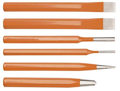Neo Tools 33-061 Punzones y cortafrío, Set