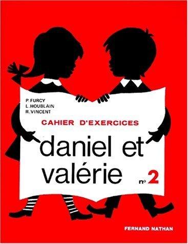 Daniel et Valrie. CP. exercices. 2e livret de Houblain Vincent Furcy (1991) Broch