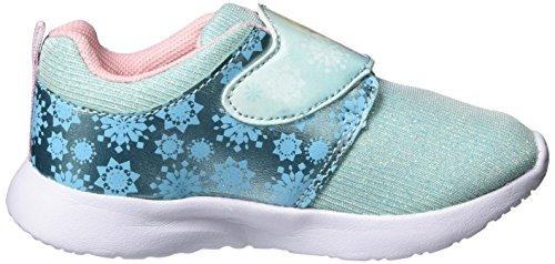 Die Eiskönigin Fz003971, chaussons d'intérieur fille Blau (L.T.BLUE 308)