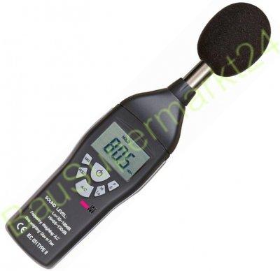 SCHALLPEGELMESSGERÄT Schallpegelmesser Lautstärkenmesser CE Schallmessgerät Lautstärkenmesser Hörschutzmesser Lautstärkenmessgerät Messgerät für Lautstärke Schallmesser Lautstärkenpegelmesser Schallmessungsgerät Lautstärkenmessungsgerät IEC 651 Typ 2