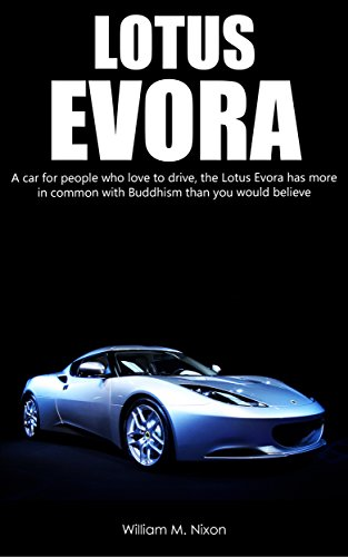 lotus-evora-english-edition