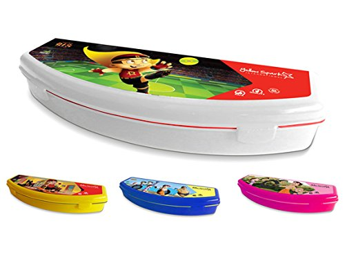 Sunshine 8906056550815 Chota Bheem Set Of 12 Pencil Boxes For Birthday Return Gifts Price In India