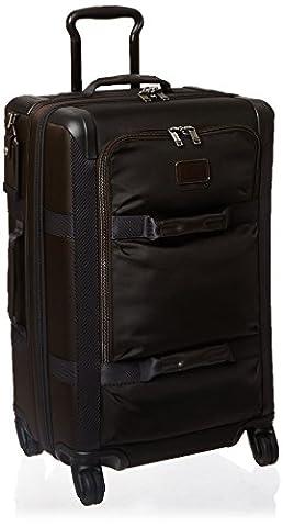 Tumi Alpha Bravo Henderson Short Trip Expandable Packing Case 65L, Hickory (Black) - 0222464