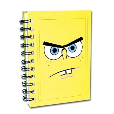 Trend Import 10221300 - Trend Import - SpongeBob Spiral-Notizbuch A6 (Spongebob Bilder)
