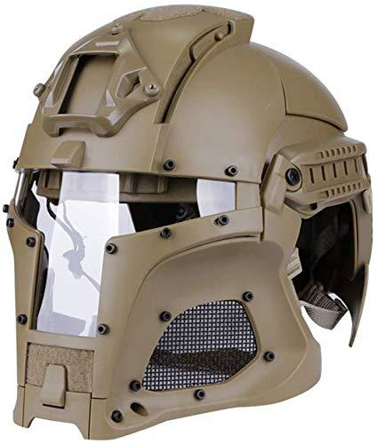 Jagd Explorer Tactical Military Ballistic Helm Seitenschiene NVG Shroud Transfer Base Sport Armee Kampf Airsoft Paintball Vollmaske Helm Schutzausrüstung