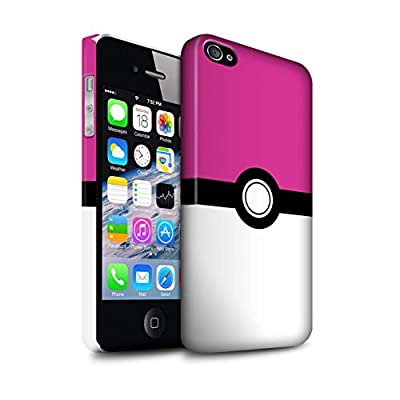STUFF4 Phone Case/Cover/Skin / IP-3DSWM / Pokeball Anime Inspired Collection from Stuff4