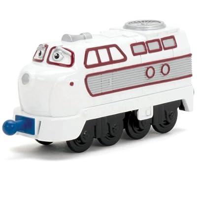 Chuggington Die Cast LC54012 - cristiana, rica en detalles, la locomotora fundido de colores y resistente por Chuggington