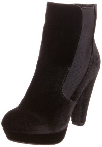 Rocket Dog - Stivaletti SATRIAVL Donna, Nero (Schwarz (Black)), 37