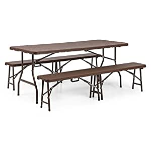 blumfeldt burgos meuble pour tente bi re 3 pi ces. Black Bedroom Furniture Sets. Home Design Ideas