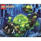 Lego Aqua Raiders: Aqua Dozer - LEGO