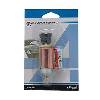 arcoll 58301Illuminated Cigarette Lighter