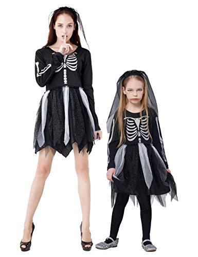 - Pferd Skelett Halloween Kostüm