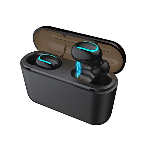 El Mejor TWS Auricular Bluetooth inalámbrico 5.0