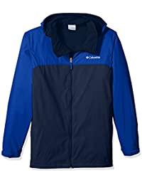 Columbia Hombres Glennaker Lake Big & Tall Lined Rain Jacket Chamarra de lluvia
