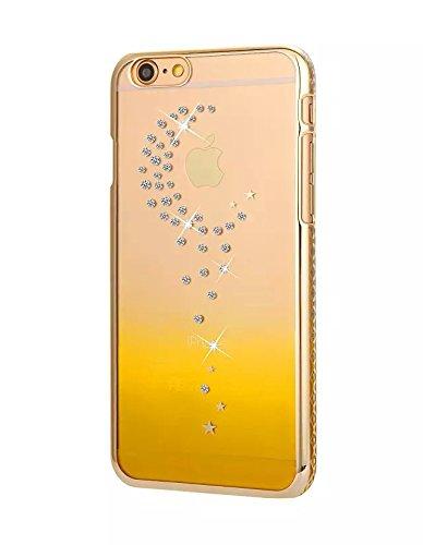 Strass Couverture arrière pour iPhone 6 / 6s plus de cas, iPhone 6 Case Plus, iPhone Case 6s plus 23