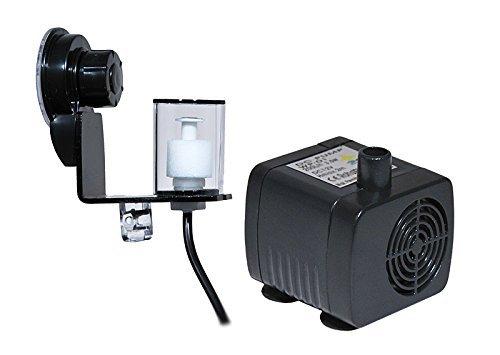 AquaLight Wassernachfüllanlage 12 V Mini WLC-01M