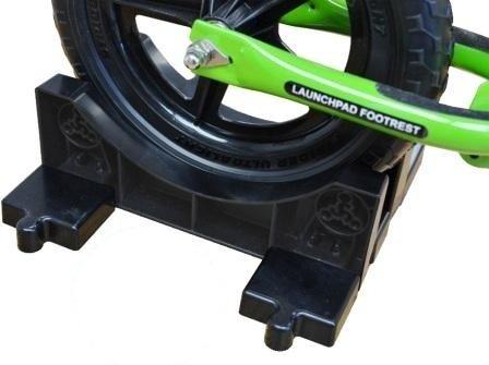 Strider PSTANDPLASTIC Support de vélo en plastique, noir