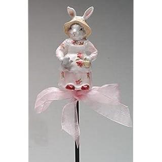 ATD® 3021135,6cm stehend Mommy Bunny Pflanzstab (Set von 4)