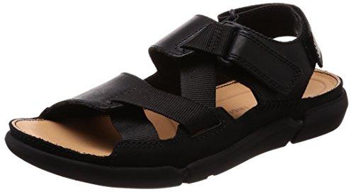 Clarks sandali 26133292 trisand sun nero 42 nero